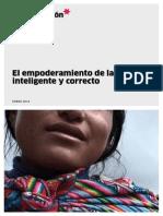 Informe Mujeres