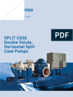 Centrifugal Pump Split Case