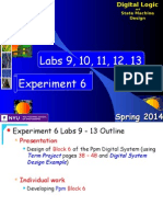Expg 6 Lab 910111213