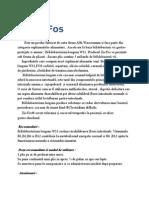 Zir Fos Proiect -prospect