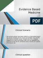 Evidence Based Medicine.pptx