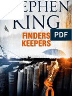 Finders Keepers by Stephen King (extract)