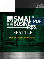 Small Business Expo Seattle 2015 | Exhibitor Manual