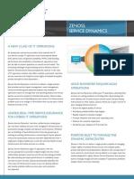 Datasheet Service Dynamics