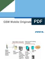 GSM MO Call Flow