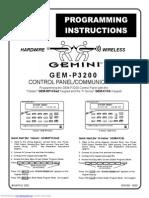 Gemini Gemp3200