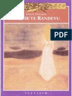 Kriton Dinmen - Hiçlikte Randevu.1993