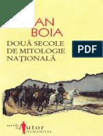 Boia Lucian Două Secole de Mitologie Naţională 1999