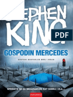 Gospodin Mrcedes - Stephen King