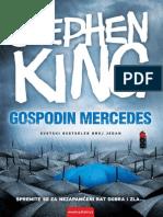 Gospodin Mrcedes - Stephen King