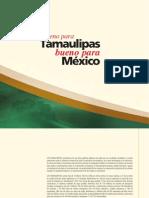 Bueno para Tamaulipas, Bueno para México.