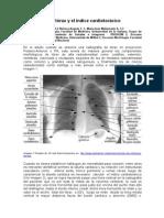 Radiografia de Torax e Indice Cardiotoracico