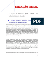 ALFABETIZAcaO-INICIAL