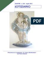 Notiziario 253 - Frati Minori di Lombardia