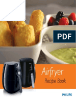 Airfryer Recipe Book UnitedStates