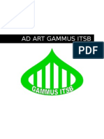 ADART GAMMUS ITSB 2015 (Kepala Gammus Baru)