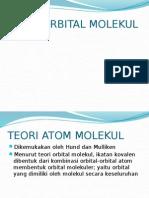 Teori Orbital Molekul