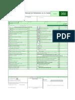 Formulario 350 Retefuente 2014 Con Anexos