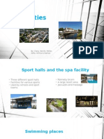 Town Facilities - Sweden