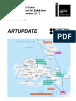 Artupdate Venice Biennale Guide 2015