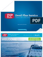 DP Service Ship Chandlers - A New Vision in Ship Supply