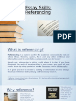 How to Reference
