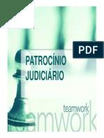 patrocinio judiciario