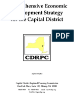 Comprehensive Economic Development Strategy for the Capital District