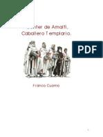 Cuomo, Franco - Gunter de Amalfi, Caballero Templario