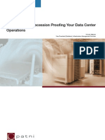 Tips to recession-proof your data center operations