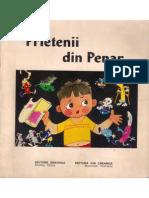 Friends from the pencil box - Prietenii din penar