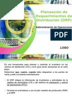 Planeacion de Requerimientos de Distribucion DRP