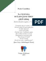 La vicenda di Lady Jane Grey