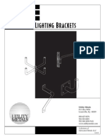 Um Lighting Brackets