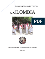 Colombia Welcome Book July 2014