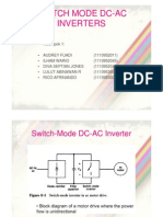 Switch Mode DC-AC inverter