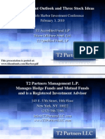 T2 Partners Investment Presentation