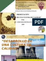 2014-Desarrollo de Una Cultura de Calidad [Recuperado]