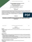 Evaluación Del Desempeño Estudiantil en Pnf - Misión Sucre