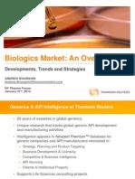 Bourgoin Biologics Market