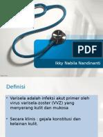 Ppt Case Varicella