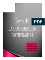 Patricia Ana Isabel Mar Tema 10