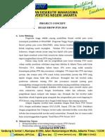 Proposal Roadshow PTN 2014