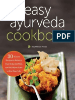 The Easy Ayurveda Cookbook_ an - Rockridge Press