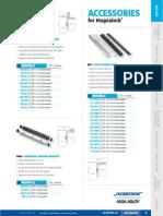 Securitron AOS Data Sheet