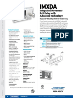 Securitron IEXDA Data Sheet