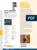 Securitron PDB 8F8R Data Sheet
