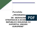 Programul de Dezvoltare Strategica Al Ministerului Economiei 2012 2014