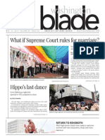 Washingtonblade.com, Volume 46, Issue 20, May 15, 2015