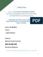 Armando Mi CV